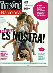 BArruguet a la revista TIme Out Barcelona