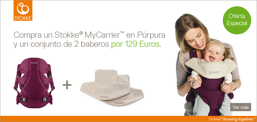 My Carrier Promo Stokke