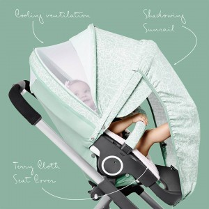 Kit de Verano para carritos Stokke
